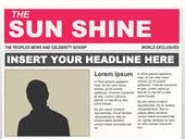 Editable PowerPoint Newspapers | Momzine | Scoop.it