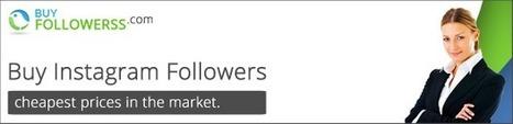 Buy Instagram Followers - 1000 Followers for $1 | Most followers on instagram | Scoop.it