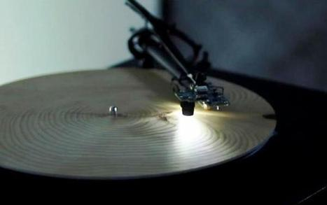 Listen to Tree Rings Getting Played on a Turntable and Turned into Music   Noise and Sound   Scoop.it
