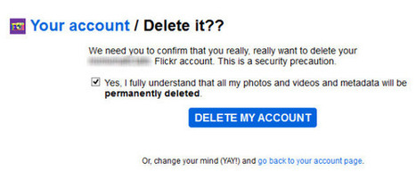 How To Delete Your Personal Data From The Internet | Geeks | Scoop.it