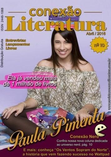 Revista Conexão Literatura número 10 - | Ficção científica literária | Scoop.it