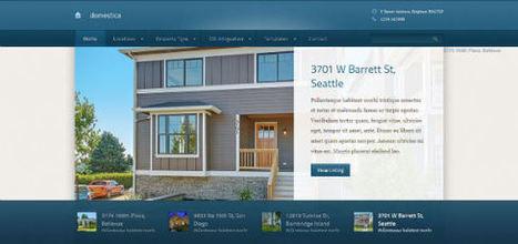 10+ Best & Top WordPress Real Estate Themes For Realtors   Web Development Blog, News, Articles   Scoop.it