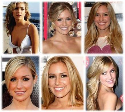 Kristin Cavallari Golden Blonde Hair With Brown Highlights | Beauty Tips | Scoop.it