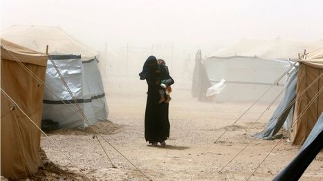 Middle East worst hit by rise in sand and dust storms - BBC News | Upsetment | Scoop.it