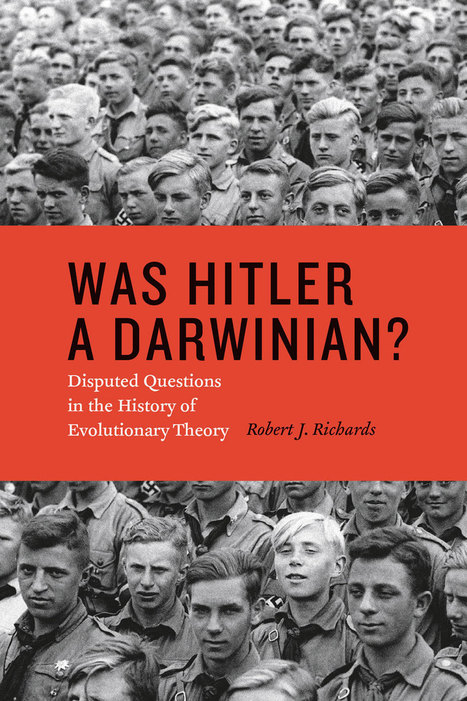 BOOK: Was Hitler a Darwinian?: Disputed Questions in the History ...   Second World War   Scoop.it