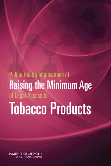 Public Health Implications of Raising the Minimum Age of Legal Access to Tobacco Products   esalud contra las adicciones   Scoop.it
