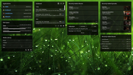 Maraschino Is a Simple Web Interface to Manage Your XBMC Home Theater | Cotés' Tech | Scoop.it