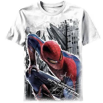 Nuove T-shirt per The Amazing Spider-Man | DailyComics | Scoop.it