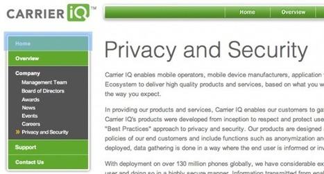 Un software espía que registra todo lo que hacen millones de móviles | android.es | Poder-En-Red | Scoop.it