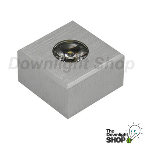 Power Puk Warm White LED downlight Brushed aluminium square Surface mounting or recessed mounting -   $71.9 SAVE: 17% OFF | Cheap Downlights | Scoop.it