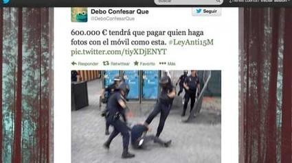 #LeyDeSeguridadCiudadana: Las redes sociales contra su aprobación | Periodismo Ciudadano | Periodismo Ciudadano | Scoop.it