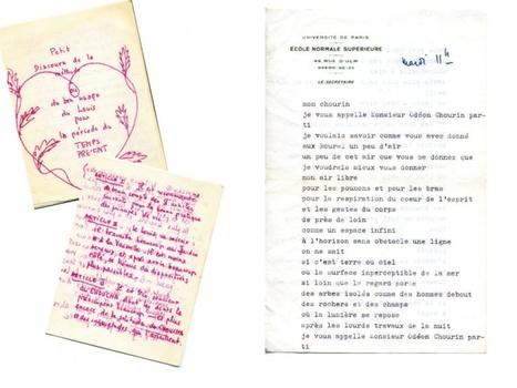 Les lettres d'Althusser à sa femme | Philosophie en France | Scoop.it