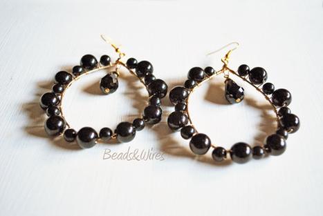 BeadsandWires | Orecchini e bijoux fatti a mano | DIY bijoux & decor | Scoop.it