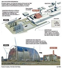 El segundo sarcófago de Chernóbil aún necesita 85 millones de euros | El autoconsumo es el futuro energético | Scoop.it