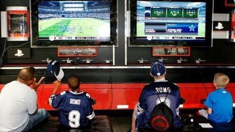 Los videojuegos: diversión para niños que también disfrutan los adultos | LudoINFOteka | Scoop.it