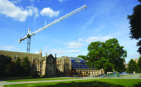 Construction projects' overlap not deliberate - Duke Chronicle | Services | Scoop.it