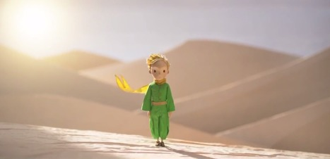 Watch the Beautiful First Trailer for 'The Little Prince' | The Library Scoop | Scoop.it