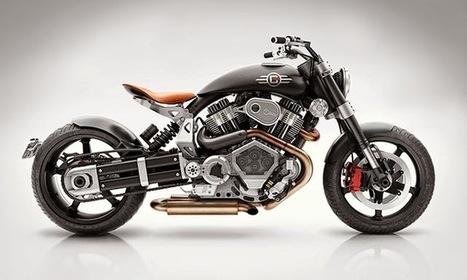 Confederate X132 Hellcat Speedster - Grease n Gasoline   Smotra-moto.ru   Scoop.it