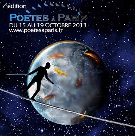 15-19 octobre 2013  | Festival international de la Poésie, Paris | Poèmes d'avenir, du présent, du passé. | Scoop.it