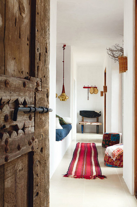 AN OLD FARMHOUSE TURNED INTO A STUNNING HOME | THE STYLE FILES | A. Perry Design Lounge | Scoop.it