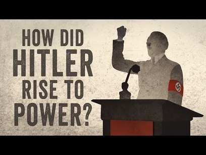 How did Hitler rise to power? - Alex Gendler and Anthony Hazard | IELTS, ESP, EAP and CALL | Scoop.it