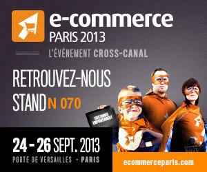 Devatics au salon E-Commerce Paris 2013   Real Time Marketing For Agile Websites   Scoop.it