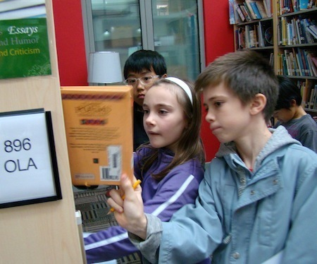 Does Grade 4 Know Where Books Are? Yes, They Do-ewey! | IST ... | SchoolLibrariesTeacherLibrarians | Scoop.it