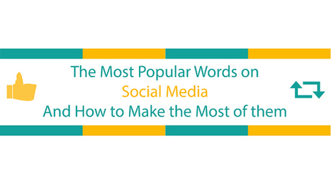 The Most Shareable Words on Social Media and How to Use Them | World of #SEO, #SMM, #ContentMarketing, #DigitalMarketing | Scoop.it