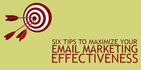 Essential Tips To Maximize Email Marketing Effectiveness - AlphaSandesh Email Marketing Blog | Email Marketing Updates | Scoop.it