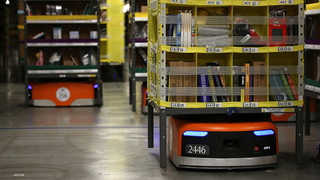 Beyond Kiva: How Amazon Triggered a Robotic Arms Race | Planning, Budgeting & Forecasting | Scoop.it