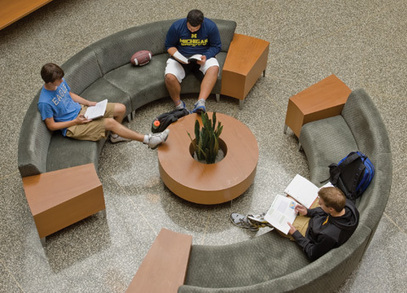 Learning Spaces All Over Campus | 360 Research | Resources | Steelcase | 21st Century Learning Environments | Scoop.it