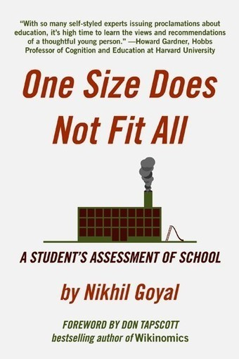 One Size Does Not Fit All: A Student's Assessment of School | Alternative Education Resource Organization Bookstore | Future of School Libraries | Scoop.it