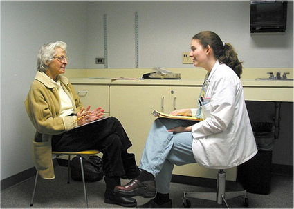 When A Patient Asks, 'Why Won't Anybody Just Talk To Me?' | Patient Centered Healthcare | Scoop.it