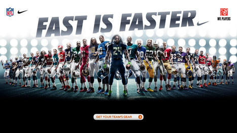 NIKE, Inc.— Inspiration and Innovation for Every Athlete in the World. | D-Tech | Scoop.it