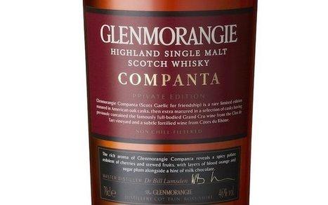 Review: Glenmorangie Companta Single Malt Whisky - Drink Spirits | Whiskey, Rum and Spirits | Scoop.it