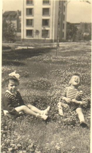 Le petit garçon qui rit sur la photo | Théo, Zoé, Léo et les autres... | Scoop.it