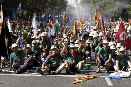 ¿Qué pasa con los mineros españoles? | Por amor al arte | Scoop.it