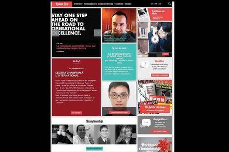 Trophées des industries numériques : Lectra, un webzine pour la culture d'entreprise | L'Optique-Laser à Bordeaux et en Gironde | Scoop.it