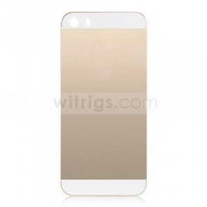 OEM Back Cover Replacement Parts for Apple iPhone 5S Golden - Witrigs.com | OEM iPhone 5S repair parts | Scoop.it