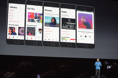 Apple's Brain Trust -- Iovine, Reznor, Cue and Kondrk -- on Streaming's New World Order and Why 'We All Should Be' Worried   Musicbiz   Scoop.it