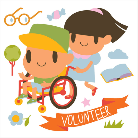 Wild Apricot Blog : Accommodating Volunteers with Disabilities | Diverse Books and Media | Scoop.it