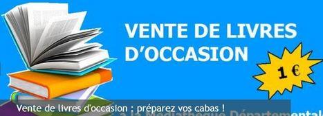 Vente de livres à la Médiathèque départementale du Gers | Ce qui nous intéresse...ailleurs... | Scoop.it