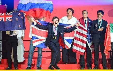 Team UK win gold medals in the Skills Olympics held in Lipzig | The DIY Doctor's Blog | Home Improvement and DIY | Scoop.it
