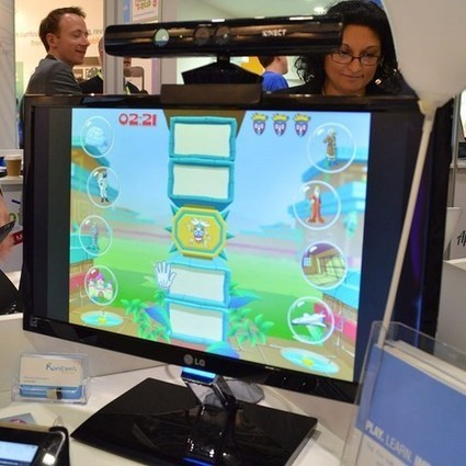 Kinect games have positive impact on kids with learning difficulties | English Language Teaching | Scoop.it