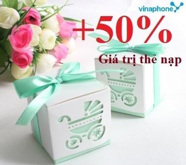 Vinaphone khuyến mãi 50% ngày 26/4/2016 | Dịch vụ di động | Scoop.it