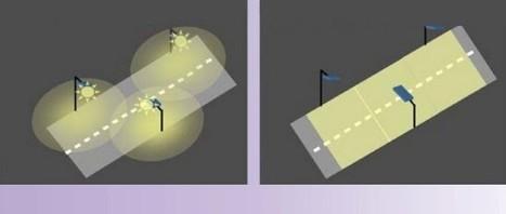 Alumbrado público mediante LEDs con un diseño que mitiga la contaminación lumínica   Energía y Renovables   Scoop.it