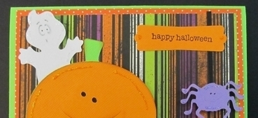 Halloween Cricut card | P.S. I Love You Paper Arts and Crafts | Scoop.it