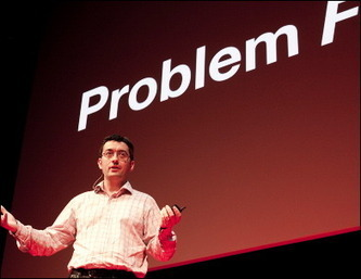 Ewan at TEDxLondon: The Problem Finders | NoTosh | FELA & IDEC | Scoop.it