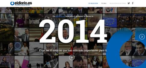 Resúmenes del año 2014 en medios digitales | Documentación en medios de comunicación | Scoop.it