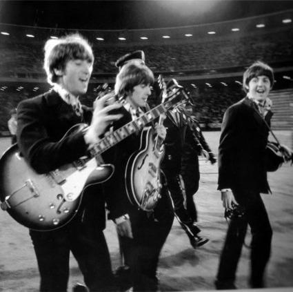 Live: Candlestick Park, San Francisco: The Beatles' final concert | EG The Beatles | Scoop.it